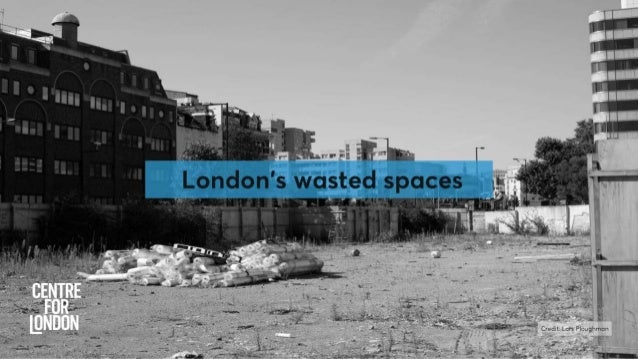 Creating a live map of empty commercial spaces in London & findings from 'Act Local: Empowering London's neighbourhoods' r...