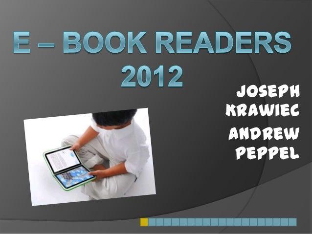 JosephKrawiecAndrew Peppel