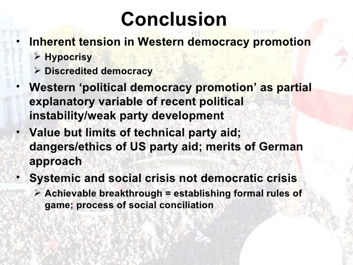 Joel Lazarus Political Parties And Western Democracy Promotion In G…