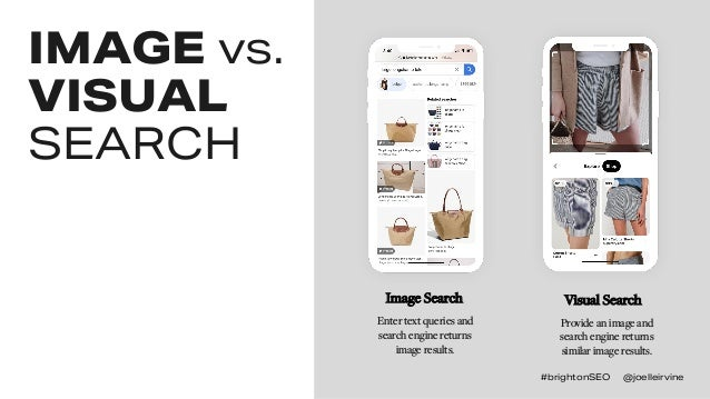Glo Up: Visual Search Optimization for the New Online Shopper   eCommerce SEO Summit 2020 Slide 3