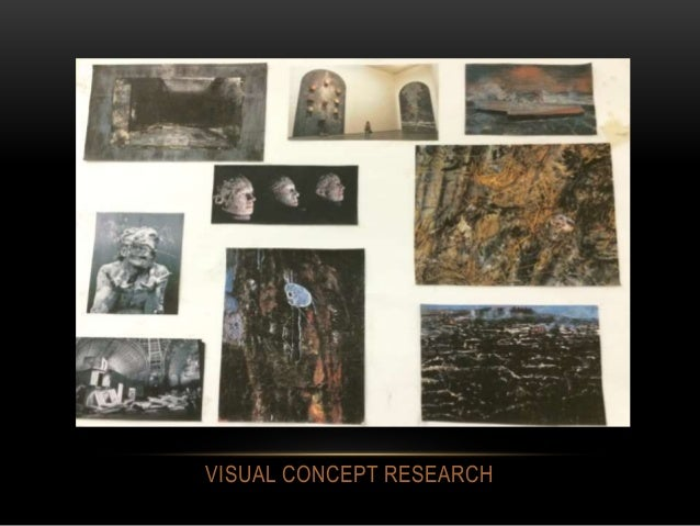 VISUAL CONCEPT RESEARCH