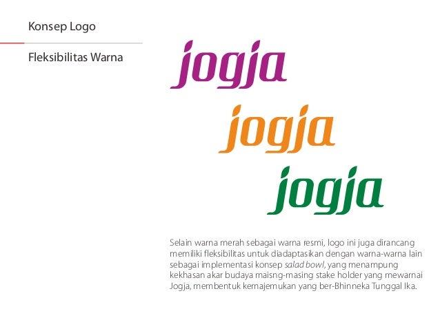 Konsep Logo  Fleksibilitas Warna -/    : '/i _/  / . i/j_i/  .7.  Selain warna merah sebagai warna resmi,  logo ini juga d...