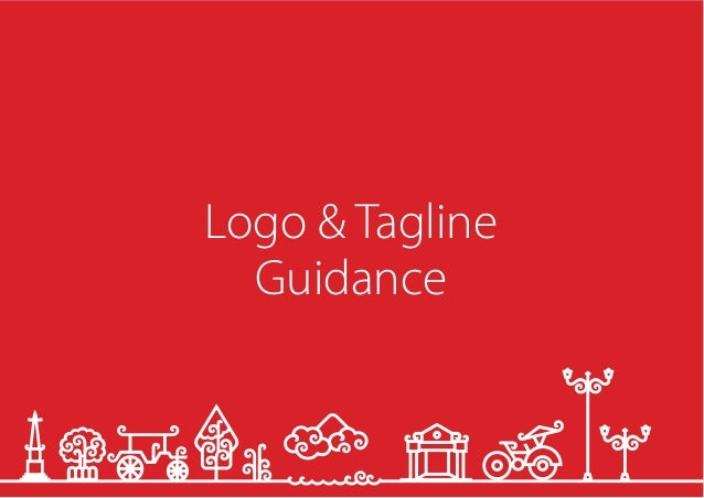 Logo &Tagline Guidance