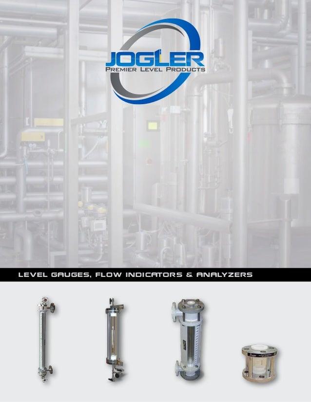 level Gauges, flow indicators & analyzers