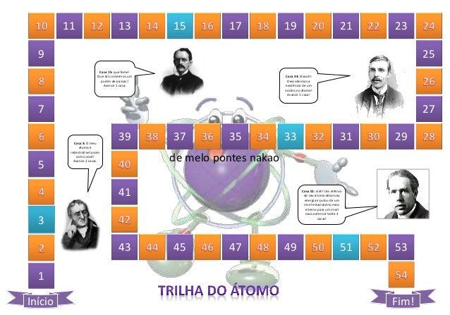 Jogo 1 Trilha Do Atomo