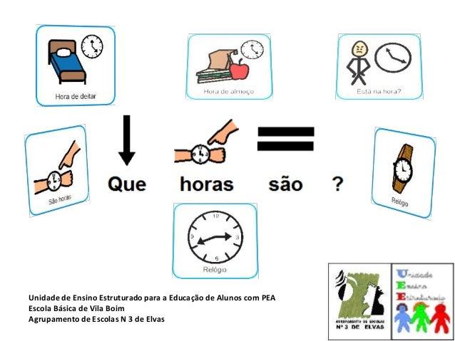 Unidade de Ensino Estruturado para a Educação de Alunos com PEA Escola Básica de Vila Boim Agrupamento de Escolas N 3 de E...