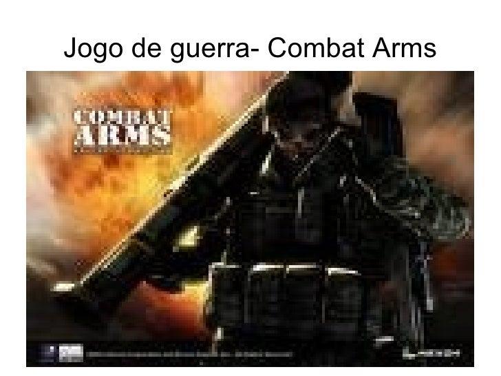 Jogo de guerra- Combat Arms