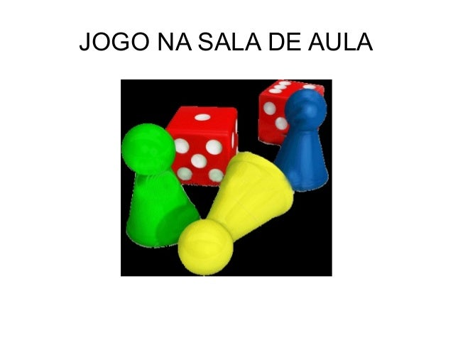 JOGO NA SALA DE AULA