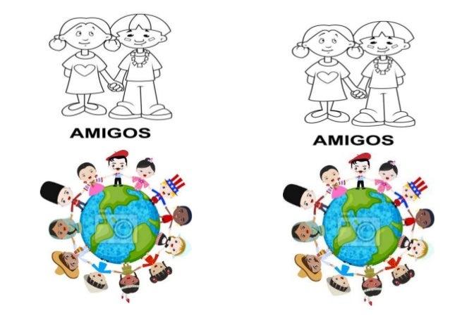 """AMIGOS into¡  """"a"""
