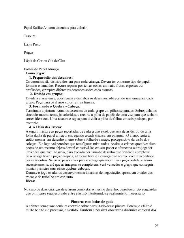 Papel Sulfite A4 com desenhos para colorir Tesoura Lápis Preto Régua Lápis de Cor ou Giz de Cêra Folhas de Papel Almaço Co...