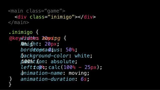 vw, vh, vmin, vmax cursor box-sizing animation z-index