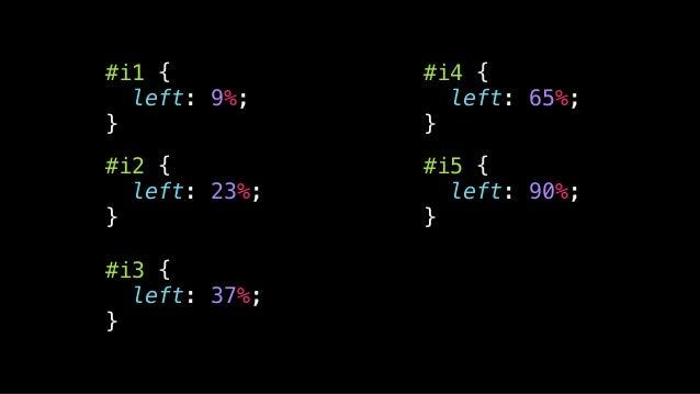 vw, vh, vmin, vmax cursor box-sizing animation z-index seletores