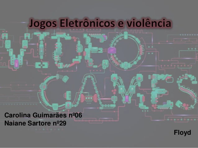 Carolina Guimarães nº06 Naiane Sartore nº29 Floyd