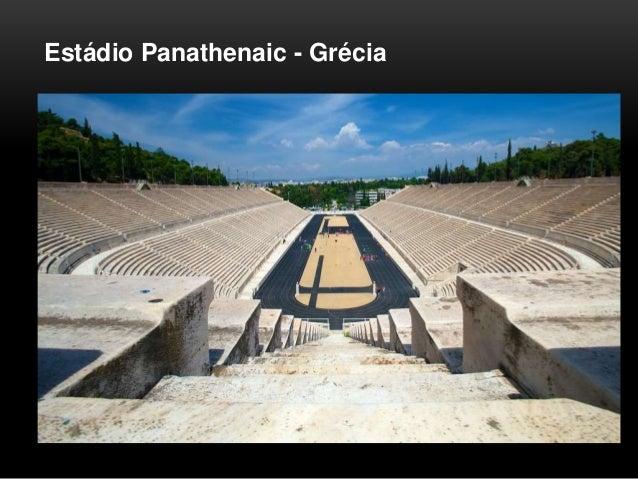 Estádio Panathenaic - Grécia