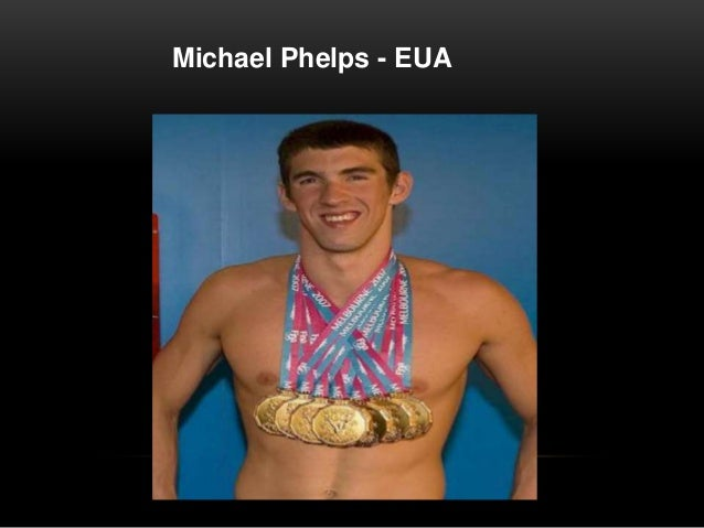 Michael Phelps - EUA