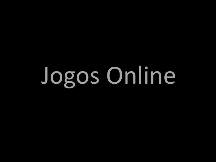 Jogos Online<br />
