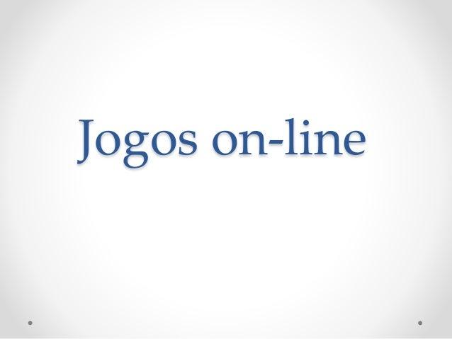 Jogos on-line