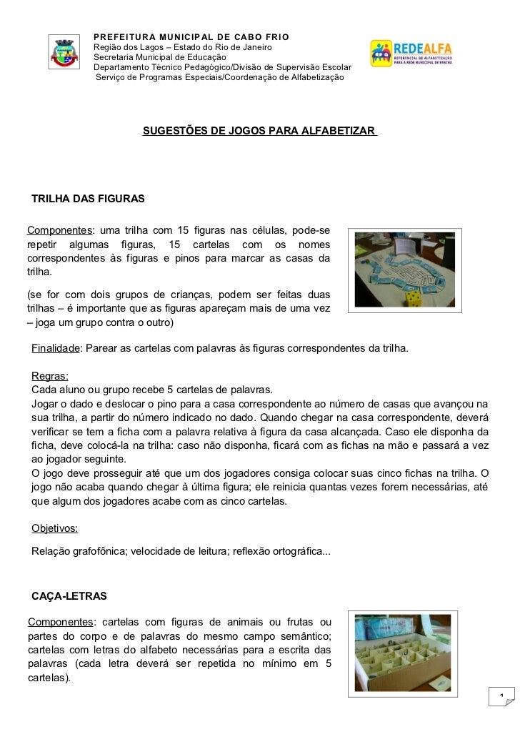 PREFEITURA MUNICIPAL DE CABO FRIO             Região dos Lagos – Estado do Rio de Janeiro             Secretaria Municipal...