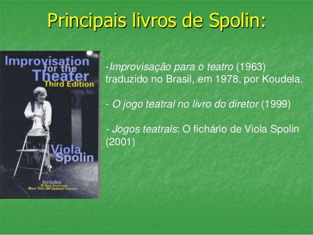 Jogos Teatrais Slide 3