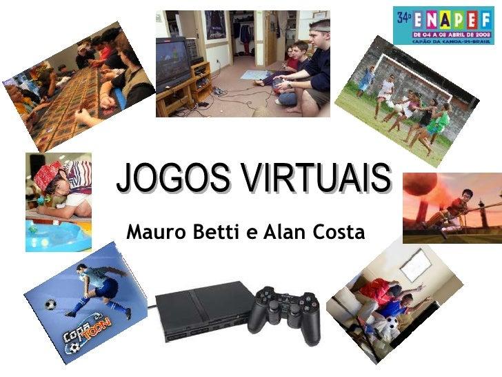 Educação Física Escolar e Jogos Virtuais - 34o. Enapef