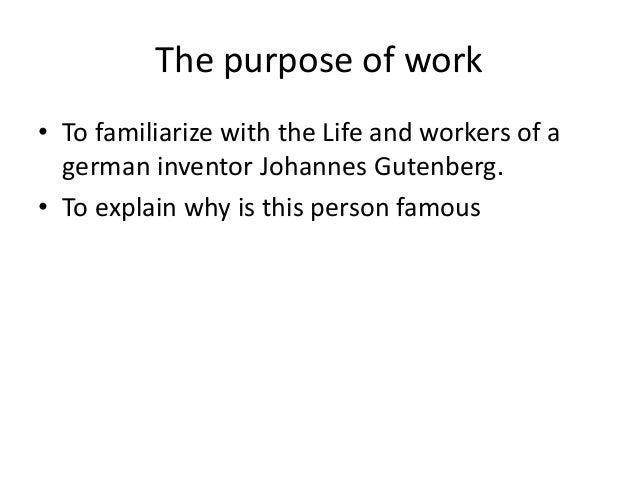 Johannes gutenberg Slide 2