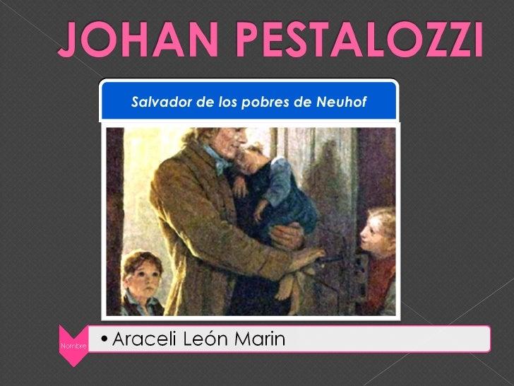 Salvador de los pobres de Neuhof
