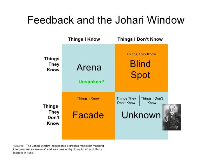 an overview of the joharis window