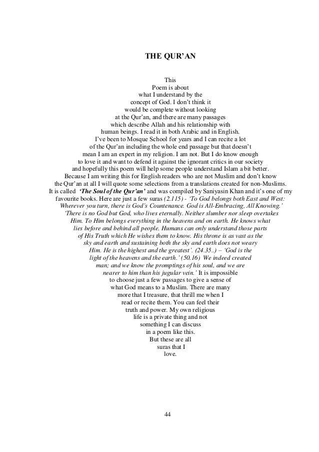 Johars Poem 1