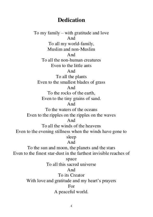 Poems Of Gratitude 2