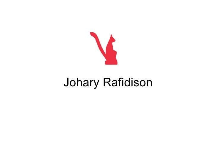 Johary Rafidison
