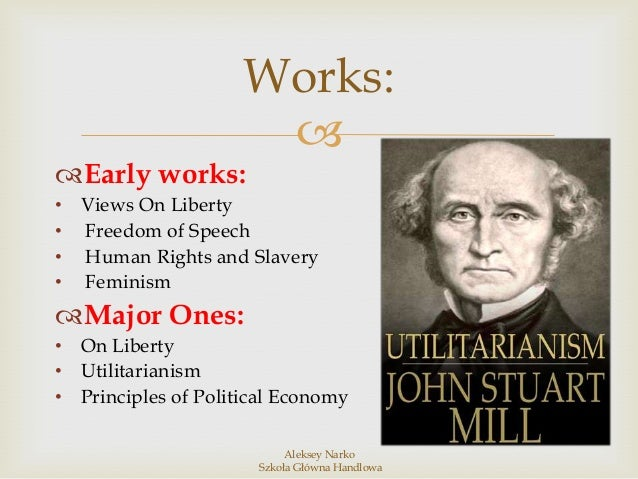 john stuart mill on individual liberty A summary of chapter 4, of the limits to the authority of society over the individual in john stuart mill's on liberty learn exactly what happened in this chapter, scene, or section of on liberty and what it means.