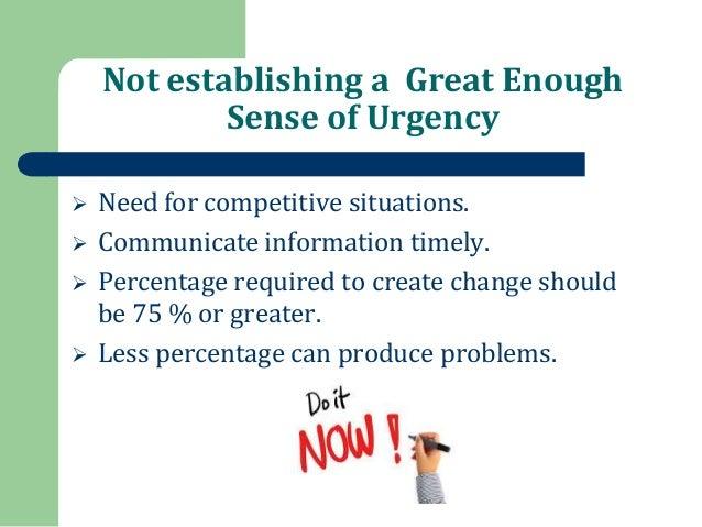 leading change why transformation efforts fail pdf