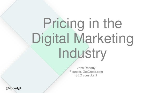 Digital pricing special музыка