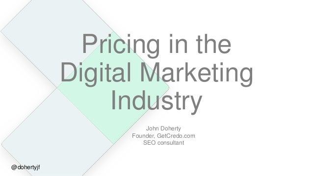Digital pricing special музыка
