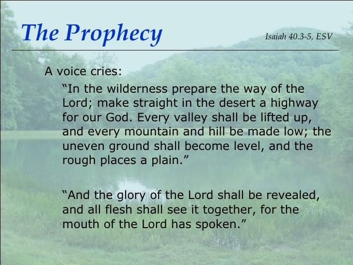 John The Baptist Slide 2