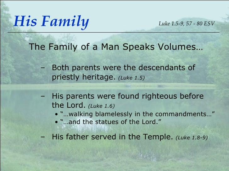 John The Baptist Slide 3