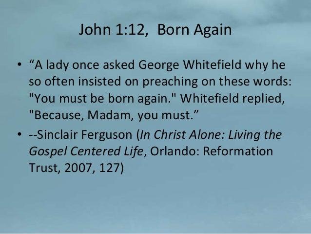sinclair ferguson in christ alone pdf