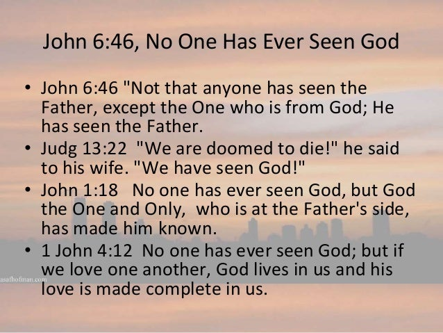 John 6, Is Faith A Work
