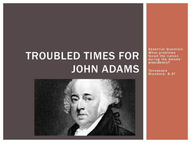 federalist views and actions during the time of thomas jeffersons presidency Get an answer for 'what obstacles did thomas jefferson face throughout his presidency' and find homework help for other what obstacles did thomas jefferson face throughout his presidency print print one of the greatest challenges to thomas jefferson's presidency were the federalists.