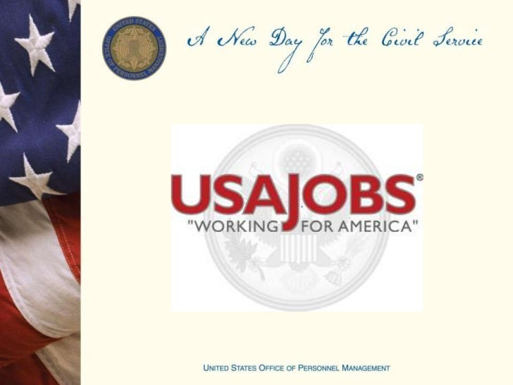The New USAJobs gov: Tips and Tricks for Getting the Most