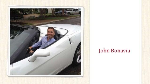 John bonavia