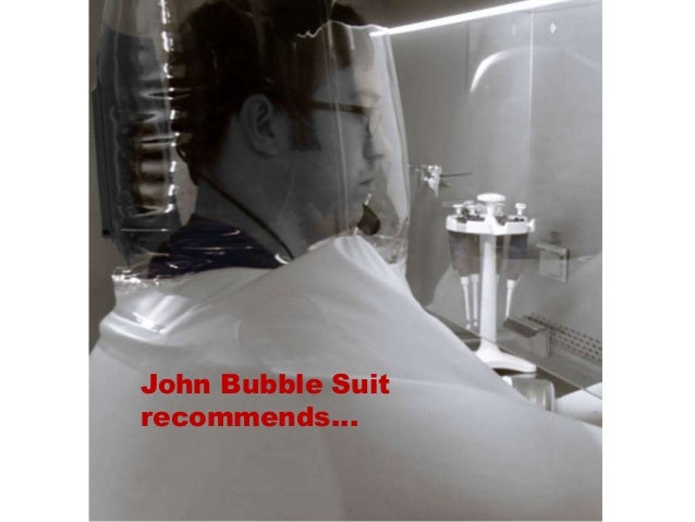 John Bubble Suit recommends…