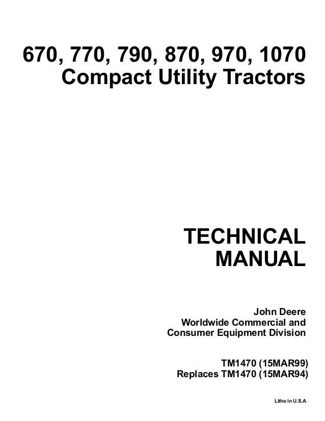 35 John Deere 770 Parts Diagram