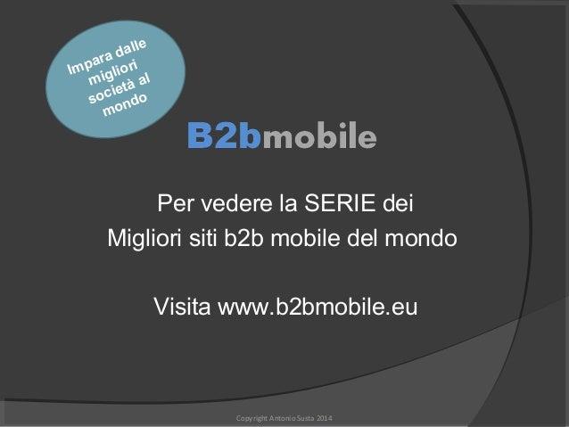 i migliori siti b2b mobile del mondo serie john deere