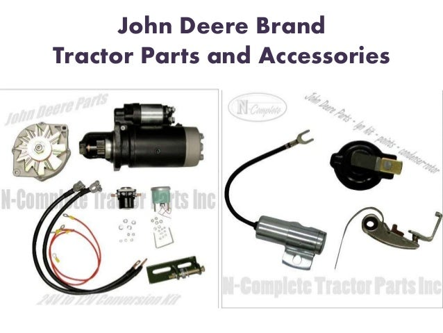 john deere and complex parts inc John deere and complex parts, inc 1234 words | 5 pages background deere & company was founded over 177 years ago in 1837 and since then have grown into a multi.
