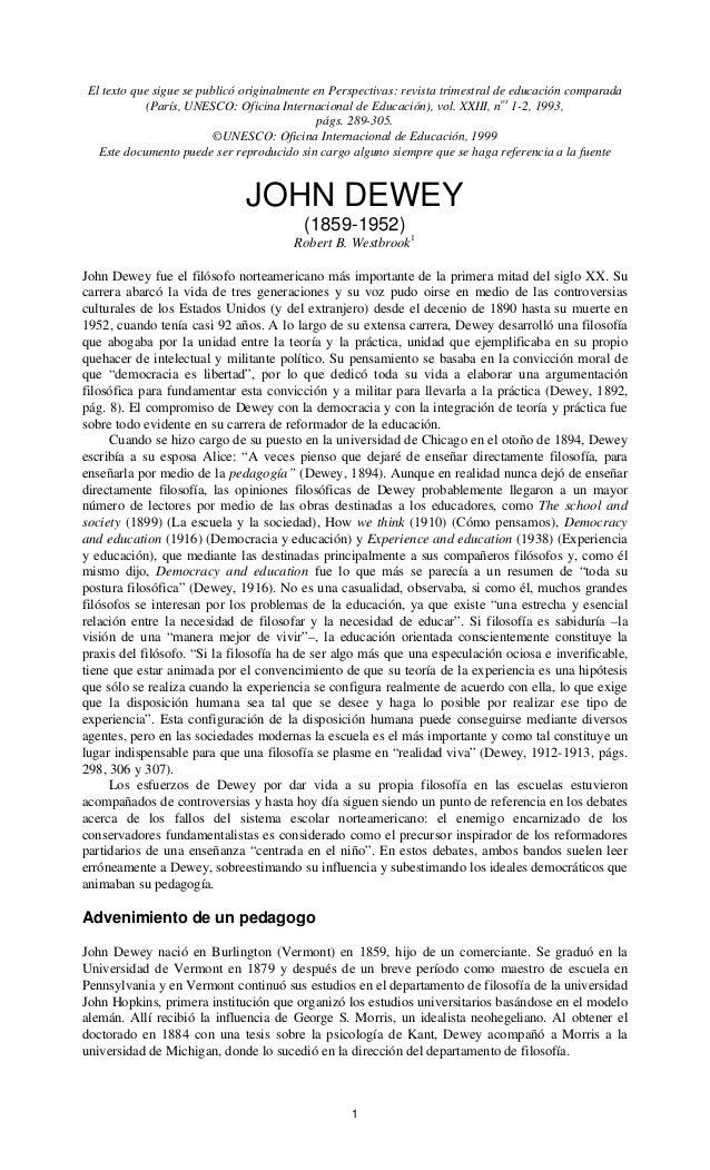 1 El texto que sigue se publicó originalmente en Perspectivas: revista trimestral de educación comparada (París, UNESCO: O...