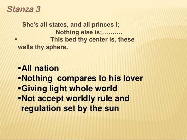 John donne poem meghana