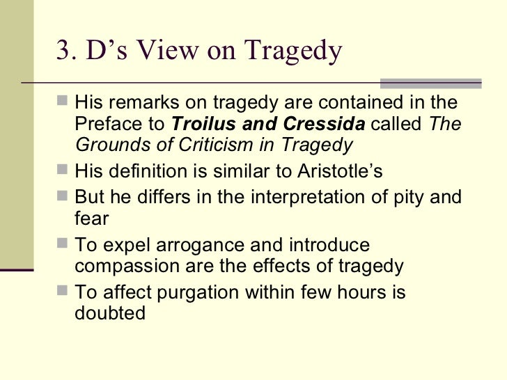 "john dryden an essay on dramatic poesy Poet and critic he wrote plays until the plague closed the play houses wrote ""an  essay on dramatic poesy"" argued to be his best work written as a discussion."