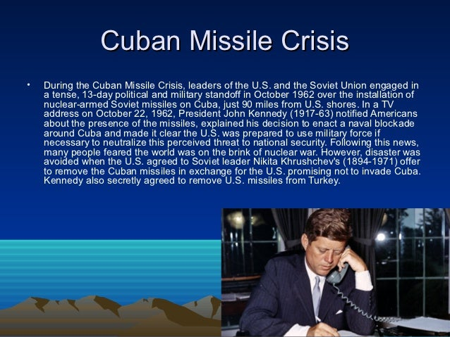 soviet policy toward cuba in 1960 63 Cuba's sugar industry in the 1990s: potential exports to the us and  until 1960, cuba provided over  in july 1960, the soviet.