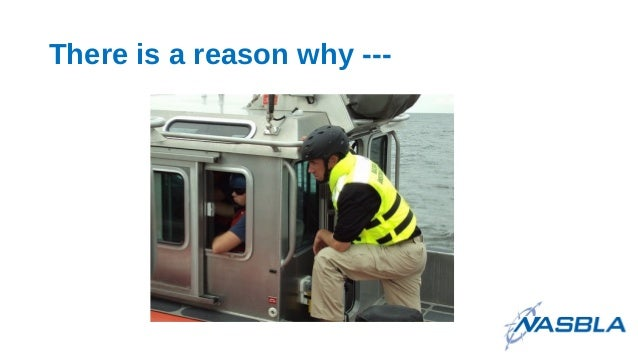 There is a reason why ---